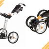 Golfový vozík Sun Mountain MC3 Cart čtyřkolý - 4 barevné kombinace, všechny za 3.490 Kč