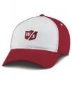 Wilson Staff relaxed cap cervenobila