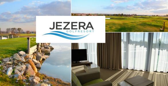 GOLF JEZERA: 2 noci + 3 dny golfu za 1.390 Kč/osoba! + 3 další varianty akce