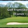 Golf Františkovy Lázně - fee 18 jamek + oběd k tomu, výjimečný golfový zážitek se slevou 45%