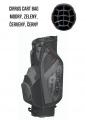 Ogio Cirrus Cart bag černý