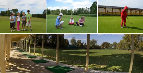 Hledáme dalšího Tigera! V dětském jarním golfovovém kurzu se zaměříme na všechny aspekty hry. PRAHA i LIBEREC