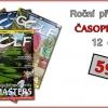Časopis Golf - roční předplatné...buďte v obraze po celý rok se slevou 34%! Skvělý dárek