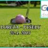 Golf Dream Tour - Loreta Pyšely 22.4.2015 - fee, snídaně, oběd po hře, sleva 40%, JEN 4 MÍSTA