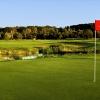 Golf Kotlina-Terezín, fee 18 jamek + oběd. Sleva 51%, cena 490 Kč.