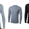 Pánské funkční tričko Wilson Staff FG Tour F5 1st Layer - zima v suchu a teple! Černé a šedé, výběr velikostí