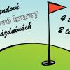 Víkendové golfové kurzy o prázdninách  - 9x50 min. včetně míčů pro trénink a zapůjčení holí za 2900 Kč