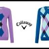 Callaway Argyle dámský golfový svetr jen za 999 Kč!