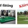 Golfový fitting 60 min,. testování holí a švihu + vstup a míče v novém golf centru Kšírovka s monstrózní 63% slevou