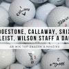 Hrané golfové míčky 50 ks - AB kvalita top značek jen za 8,90 Kč / ks