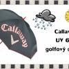 Callaway golfový deštník UV 64 jen za 999 Kč