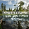 Golf & luxus na Konopišti - fee 18 jamek s buggy + 50min. lekce golfu v Praze jen za 2190 Kč PRO DVA!