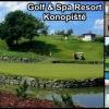 Golf & Spa Konopiště  - fee 18 jamek Radecký či D'Este a relax v novém wellness centru - ušetříte 41%!
