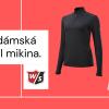 Wilson Staff Thermal Tech dámská mikina 950 Kč