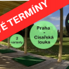 Bezkonkureční golfový kurz 8x 80min. na HCP se závěrečnou zkouškou - 3500 Kč + varianta golfového členství