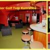 Indoor Tvrz Kunratice - hodina hry na Full Swing simulátoru pro 4 hráče jen za 349 Kč