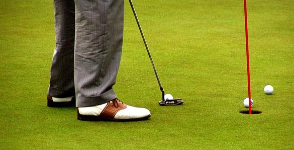 Jakub Važanský - individuální golfový kurz +zkouška na HCP 54, 10 x 50min. lekcí, včetně všech poplatků se slevou 42%.
